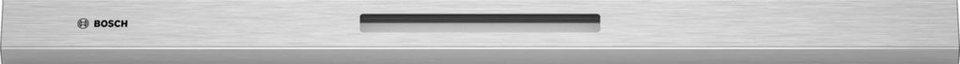 Bosch Griffleiste für variables Bedienmodul DSZ4675, edelstahl in edelstahl