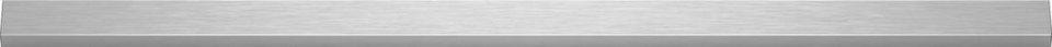 Bosch Griffleiste DSZ4955, edelstahl in edelstahl