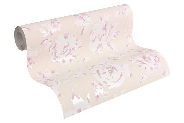 Vliestapete »Majestic«, floral, FSC® | Baumarkt > Malern und Tapezieren > Tapeten | living walls