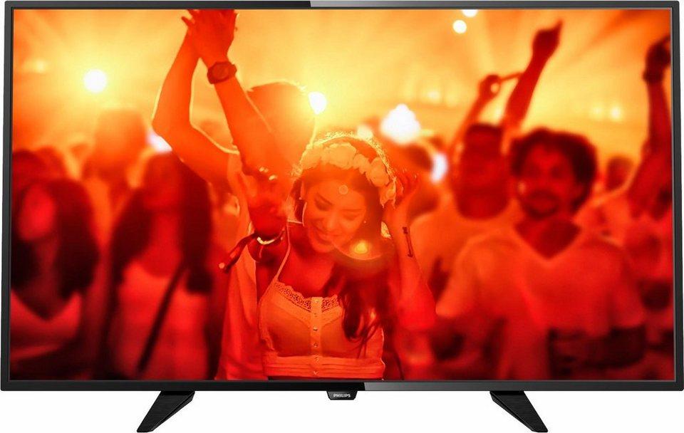 Philips 32PHK4101/12, LED Fernseher, 80 cm (32 Zoll), HD-ready 720p in schwarz