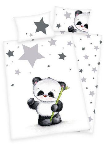 BABY BEST Vaikiška patalynė »Jana Panda«