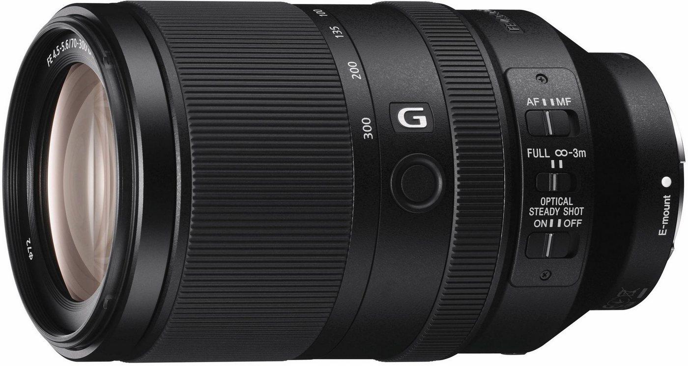 Objektive - Sony »SEL 70300G« Teleobjektiv  - Onlineshop OTTO