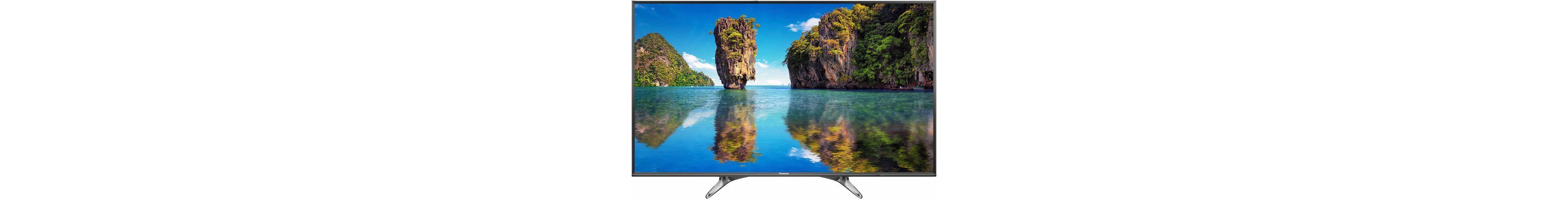 Panasonic TX-55DXW604, LED Fernseher, 139 cm (55 Zoll), 2160p (4K Ultra HD), Smart-TV