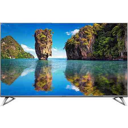 Panasonic TX-50DXW734, LED Fernseher, 126 cm (50 Zoll), 2160p (4K Ultra HD), Smart-TV