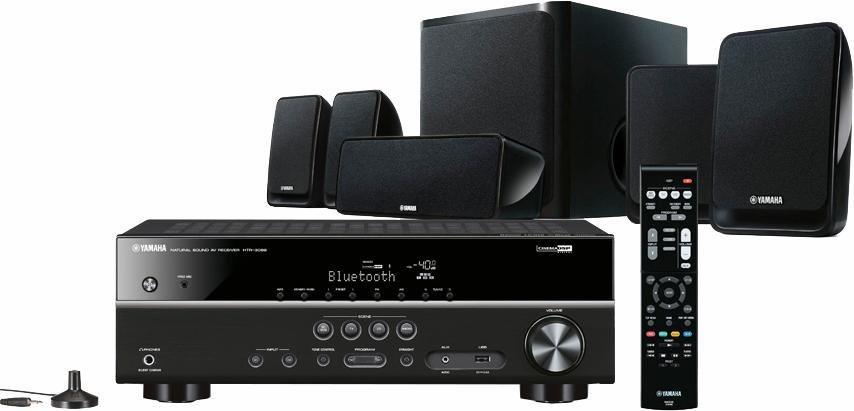 YHT-2930 EU 5.1 Heimkinosystem (Multiroom, Bluetooth) in schwarz