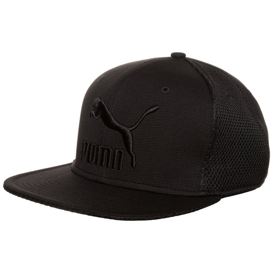 PUMA LS Disc Fit Cap in schwarz