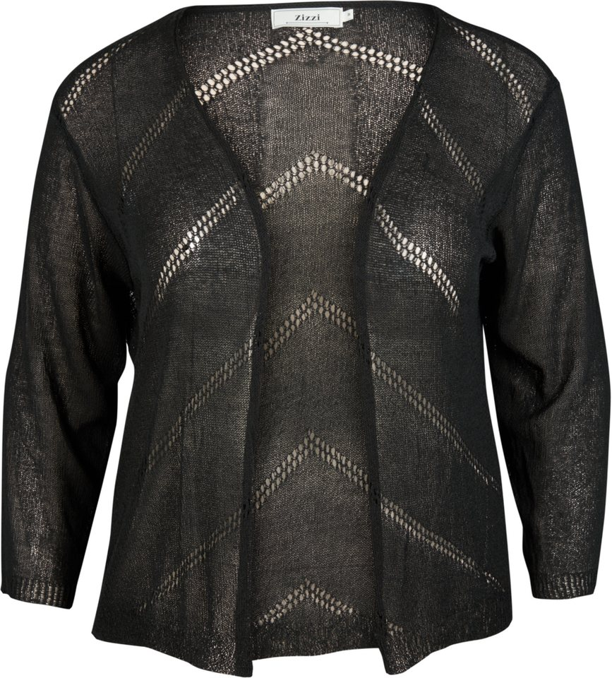 Zizzi Cardigan in Black