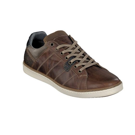 Chaussure À Lacets Chaussures Mustang