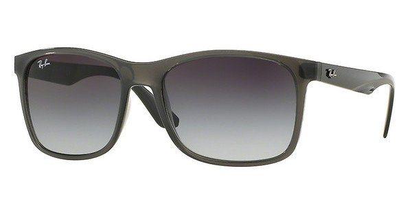 RAY-BAN Herren Sonnenbrille » RB4232« in 61958G - grau/grau