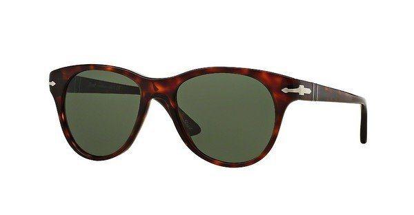 Persol Damen Sonnenbrille » PO3134S« in 24/31 - braun/grün