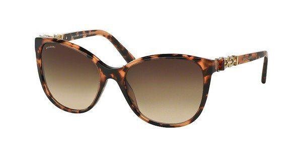 Bvlgari Damen Sonnenbrille » BV8145B«