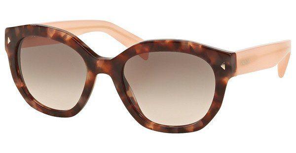PRADA Damen Sonnenbrille »PR 12SS«