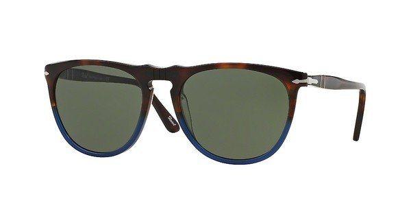 Persol Herren Sonnenbrille » PO3114S« in 102231 - braun/grau