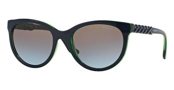 Vogue Damen Sonnenbrille » VO2915S« in 231148 - blau/ rosa