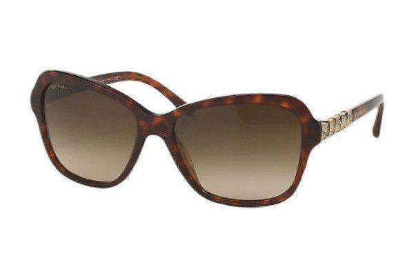 Bvlgari Damen Sonnenbrille » BV8142B« in 526813 - braun/braun