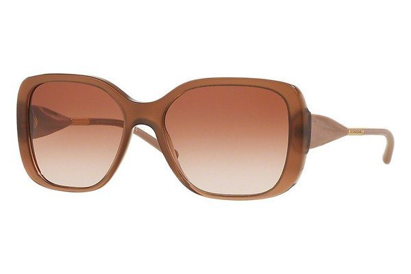 Burberry Damen Sonnenbrille » BE4192« in 317313 - braun/rot