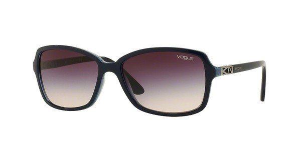 Vogue Damen Sonnenbrille » VO5031S« in 238836 - blau/rosa