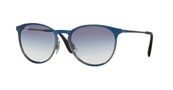 RAY-BAN Sonnenbrille » RB3539« in 194/19 - blau/blau