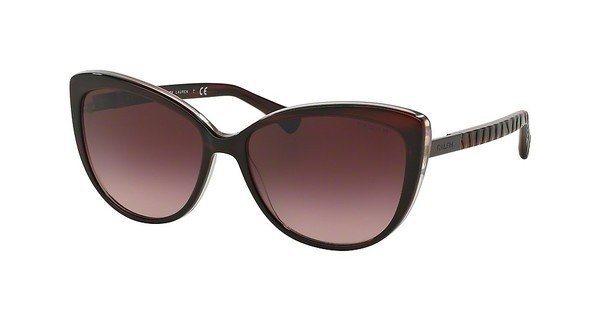 Ralph Damen Sonnenbrille » RA5185« in 13148H - rot/rot