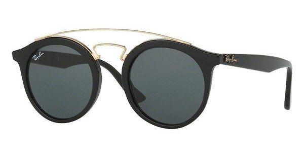 RAY-BAN Sonnenbrille »Gatsby I RB4256« in 601/71 - schwarz/grün
