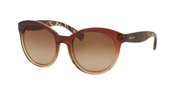 Ralph Damen Sonnenbrille » RA5211« in 151413 - braun/braun