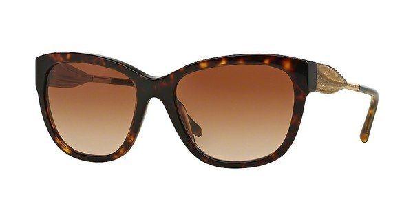 Burberry Damen Sonnenbrille » BE4203« in 300213 - braun/braun