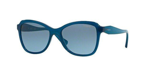 Vogue Damen Sonnenbrille » VO2959S« in 21098F - blau/ grau