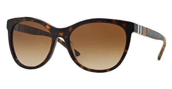 Burberry Damen Sonnenbrille » BE4199« in 300213 - braun/braun