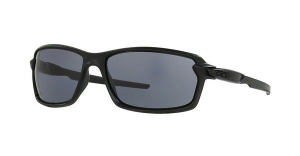 Oakley Herren Sonnenbrille »CARBON SHIFT OO9302« in 930201 - schwarz/grau