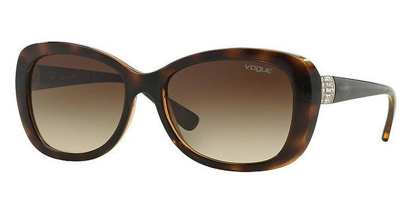 VOGUE Vogue Damen Sonnenbrille » VO2943SB«, braun, 194114 - braun/rosa