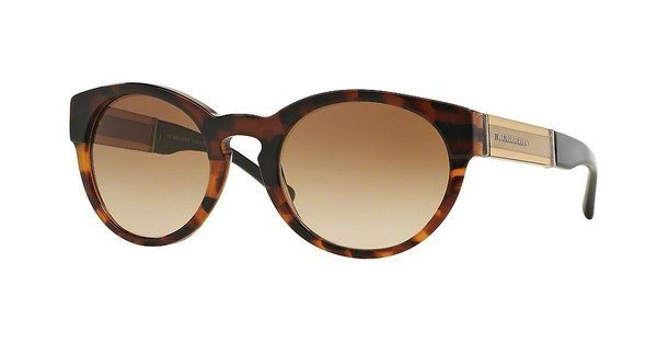 Burberry Damen Sonnenbrille » BE4205« in 355913 - braun/braun