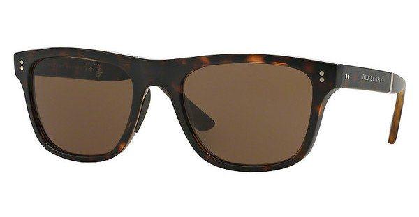 Burberry Herren Sonnenbrille » BE4204« in 30025W - braun/braun