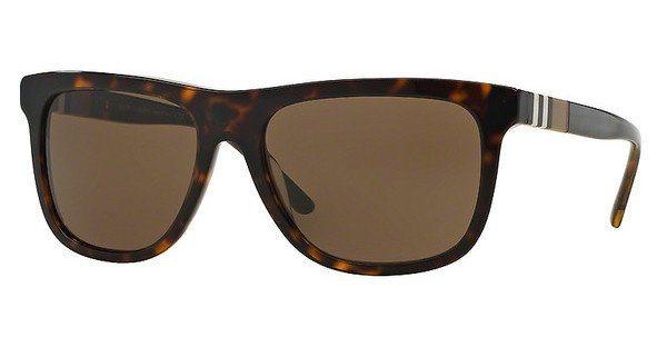 Burberry Herren Sonnenbrille » BE4201« in 300273 - braun/braun