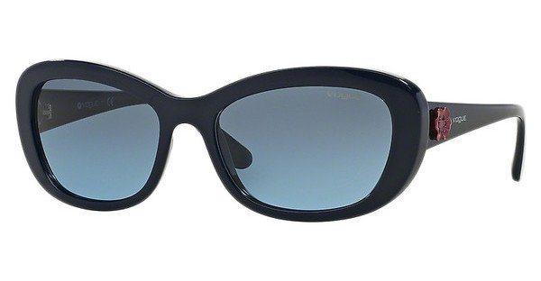 Vogue Damen Sonnenbrille » VO2972S« in 23198F - blau/ grau