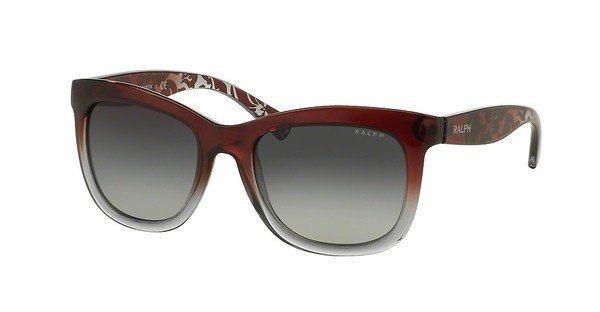 Ralph Damen Sonnenbrille » RA5210« in 151011 - rot/grau