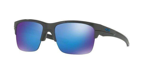 Oakley Herren Sonnenbrille »THINLINK OO9316« in 931604 - grau/blau