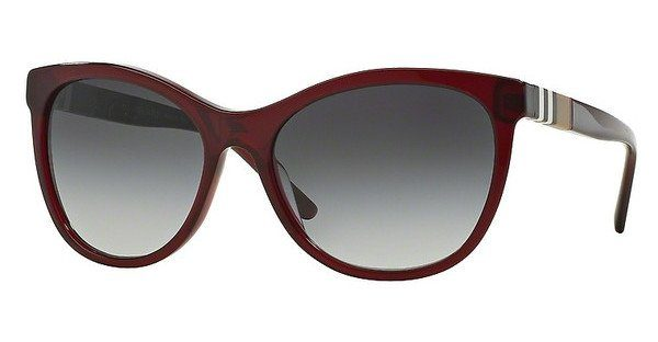 Burberry BE4199 Sonnenbrille Rot 35438G 58mm zvlYLbN