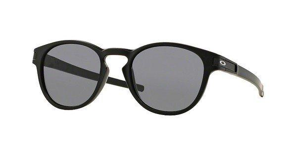 Oakley Herren Sonnenbrille »LATCH OO9265« in 926501 - schwarz/grau