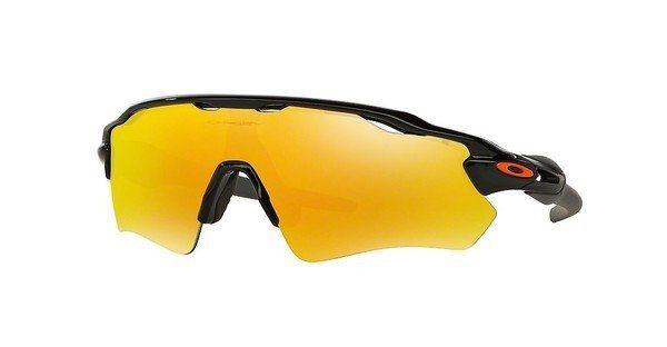 Oakley Herren Sonnenbrille »RADAR EV PATH OO9208« in 920819 - schwarz/gelb
