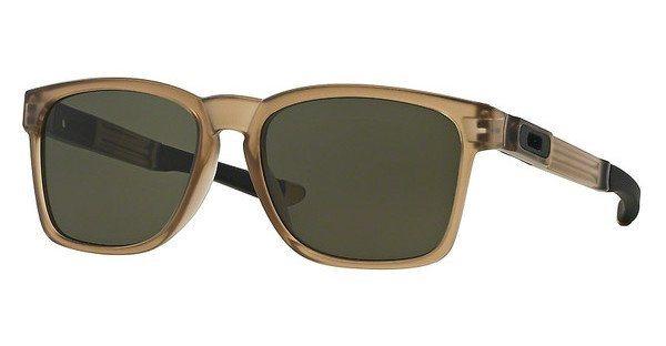 Oakley Herren Sonnenbrille »CATALYST OO9272« in 927201 - braun/grün