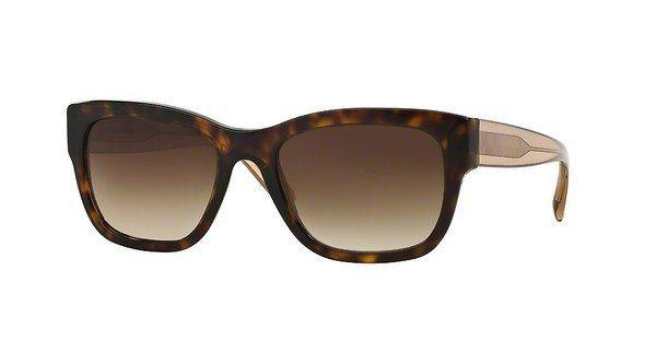 Burberry Damen Sonnenbrille » BE4188« in 350613 - braun/braun