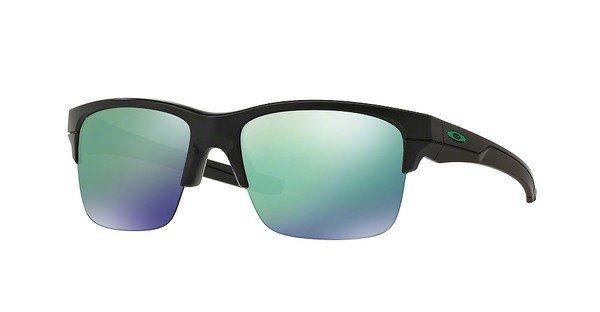 Oakley Herren Sonnenbrille »THINLINK OO9316« in 931609 - schwarz/grün