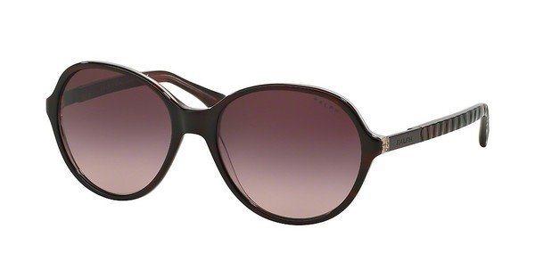 Ralph Damen Sonnenbrille » RA5187« in 13148H - rot/rot