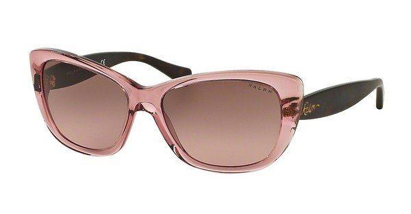 Ralph Damen Sonnenbrille » RA5190« in 137614 - rosa/ rosa