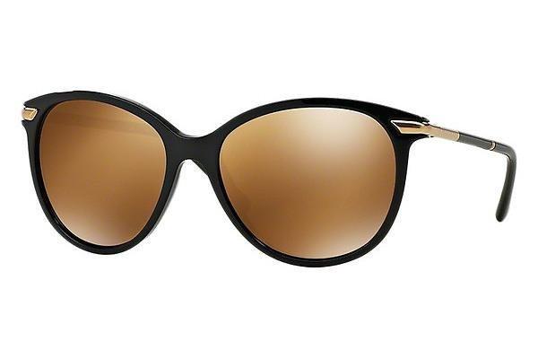 Burberry Damen Sonnenbrille » BE4186« in 30016H - schwarz/gold