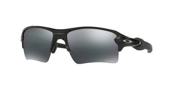 Oakley Herren Sonnenbrille »FLAK 2.0 XL OO9188« in 918852 - schwarz/schwarz