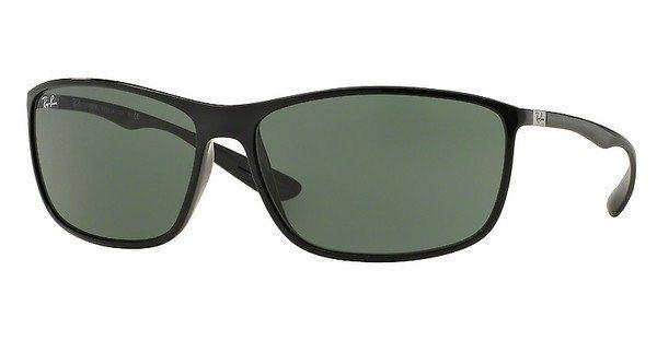 RAY-BAN Herren Sonnenbrille » RB4231« in 601/71 - schwarz/ grün