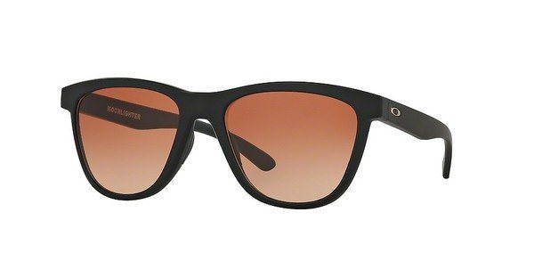 Oakley Damen Sonnenbrille »MOONLIGHTER OO9320« in 932002 - schwarz/rot