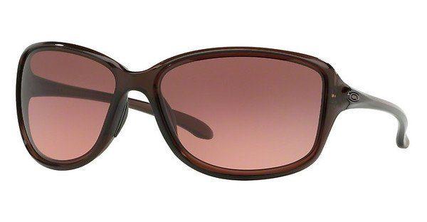Oakley Damen Sonnenbrille »COHORT OO9301«, lila, 930103 - lila/rot