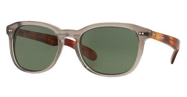 Burberry Herren Sonnenbrille » BE4214« in 355271 - grau/grün